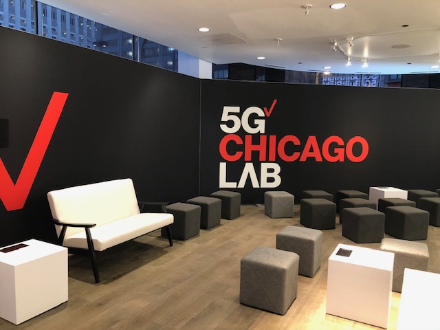 Verizon 5G Lab